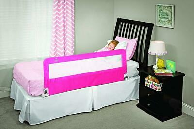 Regalo Hideaway 54-Inch Extra Long Bed Rail Guard, with Reinforced Anchor...