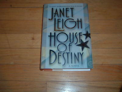 House Of Destiny by Actress Janet Leigh from Psycho Hollywood Novel Twins
