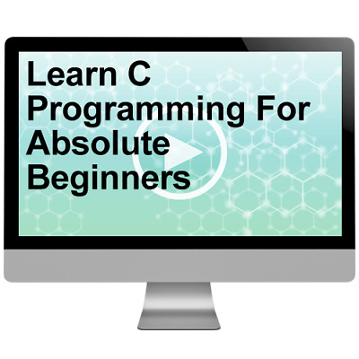 Learn C Programming For Absolute Beginners Training Video
