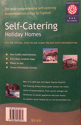Self-Catering Holiday Homes in England: 2001.  English Tourism Council Office