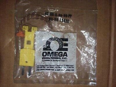 OMEGA - New / Sealed - SC-GG-K-30-36-PP - Thermocouple Connector