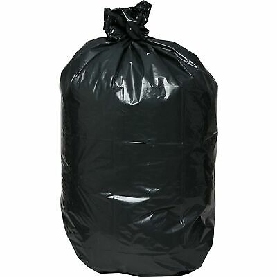 Genuine Joe GJO01533 Heavy Duty Low-Density Puncture Resistant Trash Bag, 33 ...