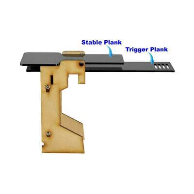 Planky B New Improved Walk The Plank Mouse Trap. Auto reset. Not magnetic