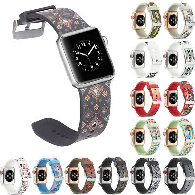 iWatch Band Wrist Strap Bracelet For Apple Watch Series 4 3 2 1 38/40mm 42/44mm