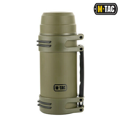 M-TAC THERMOS 1.5 L Olive made in Ukraine Military army 201 Stainless Steel