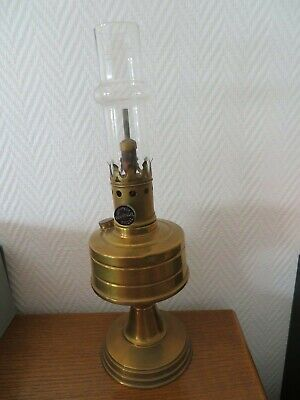 RARE ANCIENNE LAMPE  / TITUS / TITO LANDI  /  PETROLE ESSENCE / photos