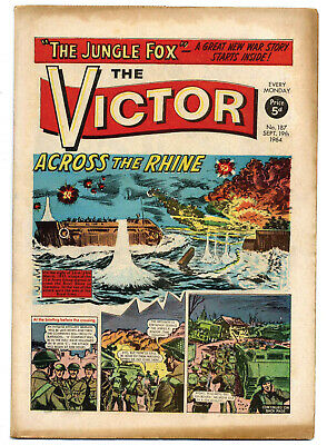 The Victor 187 (September 19, 1964) high grade copy