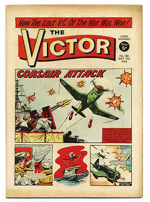 The Victor 186 (September 12, 1964) very high grade copy