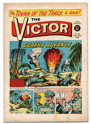 The Victor 183 (August 22, 1964) very high grade copy