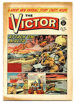 The Victor 182 (August 15, 1964) high grade copy