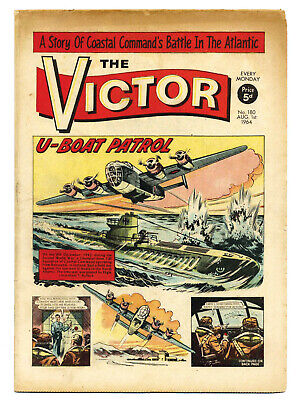 The Victor 180 (August 1, 1964) high grade copy