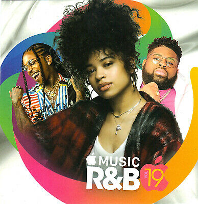 "Summer, Solange, Jacquees, Trey-  ""Apple Music R&B 19 "" ..Mix Cd.. Spring 2019"