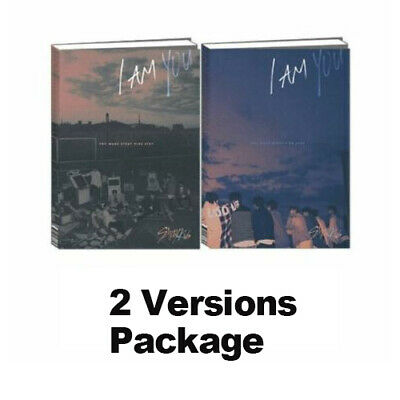 I AM YOU by STRAY KIDS The 3rd Mini Album [ Ver. I am + You - 2 items ]