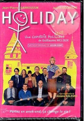 DVD Holiday | ref0 |Neuf sous blister | Jean-Pierre Darroussin | Comedie