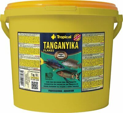 TROPICAL Tanganyika Flakes 2KG/11L