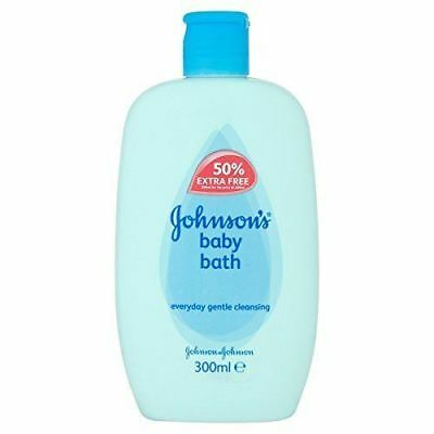 Johnsons BABY  BATH  Everyday Gentle Cleansing 300ml - No More Tears BABY SAFE