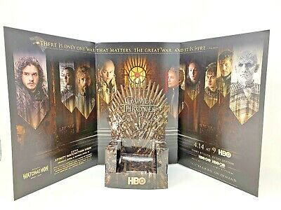 Game of Thrones Official Cell Phone Holder Claim Your Throne HBO Final Season