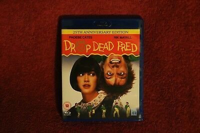 Drop Dead Fred Blu Ray WIDESCREEN Like New Condition