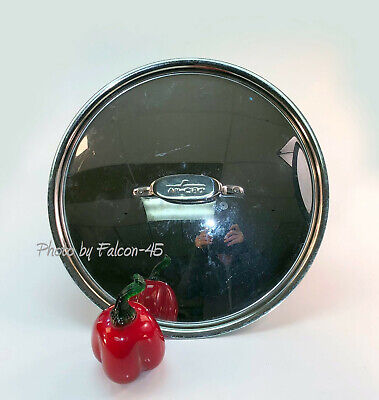 """All-Clad D5 Stainless Steel 12"""" Sauce Pan / Soup Pot Lid * First Quality"""