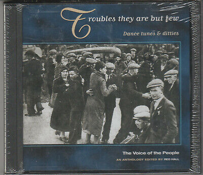 Troubles They Are But A Few Factory Sealed BRAND NEW 2XCD Free UK 1st Class P&P