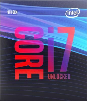 Intel - Core i7-9700K Octa-Core 3.6 GHz Desktop Processor