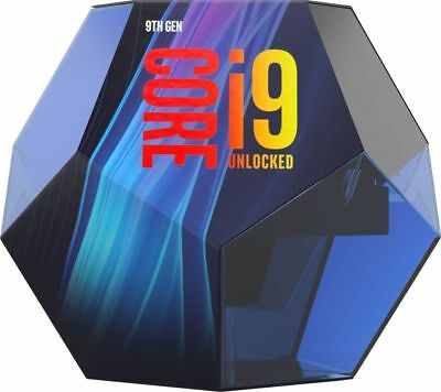Intel - Core i9-9900K Octa-Core 3.6 GHz Desktop Processor