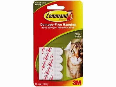 Command Picture Hanging Strips small, Medium and Large