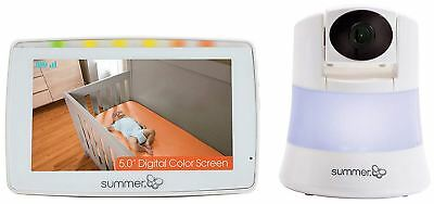 Summer Infant WIDE VIEW 2.0 DUO DIGITAL VIDEO MONITOR WITH 1 CAMERA Baby BNIB