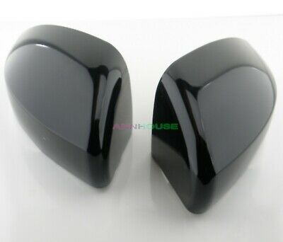 Land Rover Discovery V 5 L462 Genuine Narvik Black Mirror Covers Door Wing Part