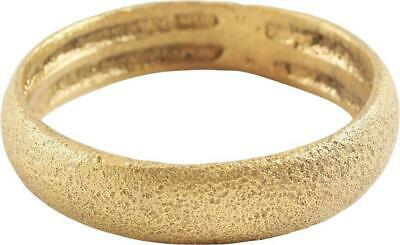 Ancient Viking Wedding Ring, 10Th-11Th Century, Size 11 ¼