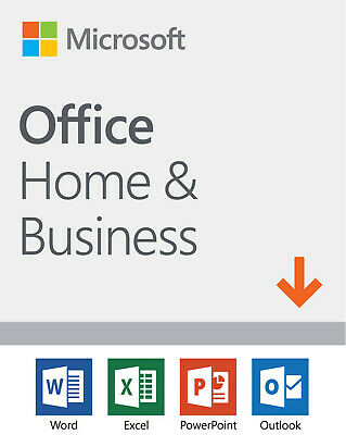 Microsoft Office Home and Business for WIN 2019 ESD MultiLanguage