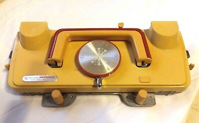 Silver Reed Knitmaster Knitting Machine Part Mod 260/360L Lace Carriage Only