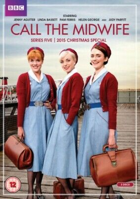 Call the Midwife: Series 5 (DVD 3 DISC BOX SET, 2016) *NEW/SEALED* FREE P&P