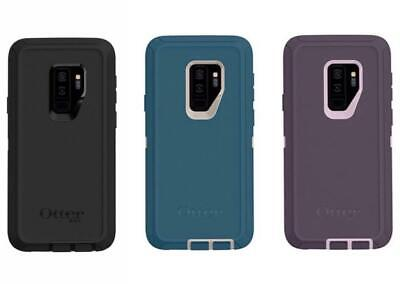 OEM Otterbox Defender Screenless Case for Samsung Galaxy S9 / S9+ With Holster *