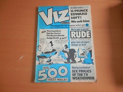 Viz Comic Number 22 Feb 1987 Adult