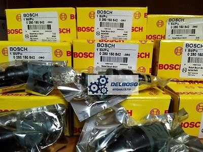 Iniettori Metano Fiat Natural Power Punto Nuovi Bosch Cod 0280150525 0280150842
