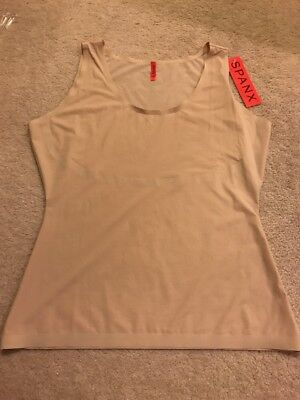 NWT Spanx Trust Your Thinstincts Tank Shaping Cami BGE Size 1X 1069 Slimming HTF