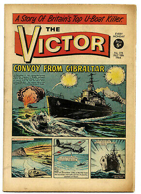 The Victor 178 (July 18, 1964) very high grade copy