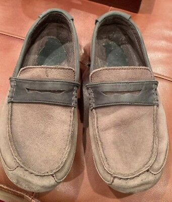 a79b485301d UGG TUCKER MEN S Size 10 Stout Loafers Slippers Comfy Driving Shoes ...