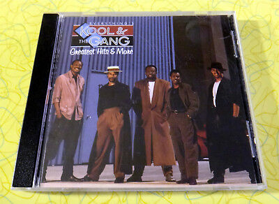 Everything's Kool & The Gang: Greatest Hits & More ~ Music CD ~ Rare R&B Soul