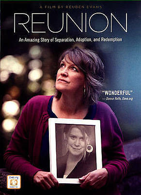 Reunion Story Of Separation Adoption And Redemption Educational  New Dvd