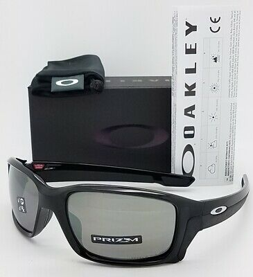 650a86c737ebb NEW Oakley Straightlink sunglasses Black Prizm Polarized 9331-1658 GENUINE