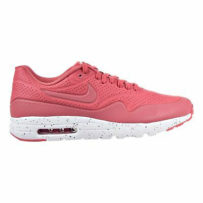 MEN'S NIKE AIR MAX 1 ULTRA MOIRE SHOES SIZE 7 grey red white