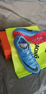 0a6770d03f5 NIB NIKE ZOOM Superfly Elite Track With Spikes n tote soccer football 446