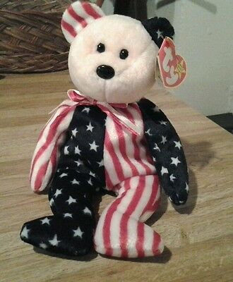 ca5678705b6 LIMITED EDITION SPANGLE Beanie Baby 1999 VERY RARE