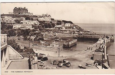 The Harbour, NEWQUAY, Cornwall