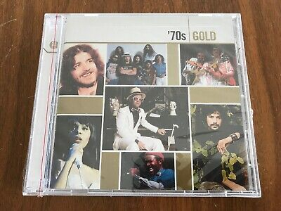 '70s: Gold by Various Artists (CD, Jan-2006, 2 Discs, Hip-O) NEW