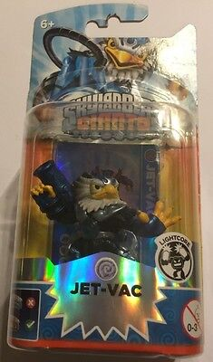 Jet-Vac Skylanders Giants Lightcore Figure Brand New Bnib