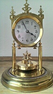 400 day clock,torsion dome clock,anniversary clock