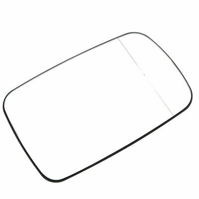 Left Side Door Mirror Glass Aspheric Heated Blue for BMW 3 E90 04-08 5516745267